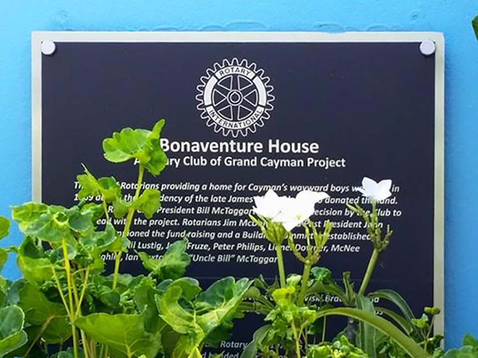 An example of one of our projects in Grand Cayman. The Bonaventure House for Boys.