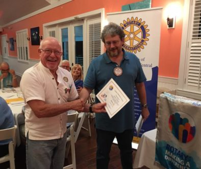 ROTARY Former Pres
